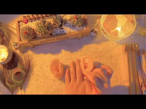 小耳朵酥酥麻麻可舒服💕#场景模拟 #声控助眠 #asmr #asmr助眠视频